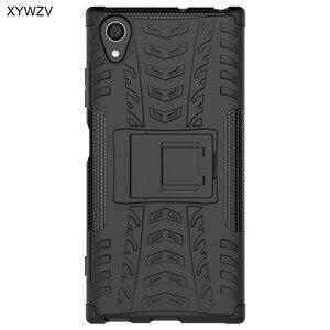 Image 4 - sFor Coque Sony Xperia XA1 Plus Case Shockproof Silicone Phone Case For Sony Xperia XA1 Plus Cover For Xperia XA 1 Plus Shell