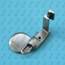 Industrial Sewing Machine Double Fold Wire Hemmer Foot Hem Foot 490360 important choose you wanted size