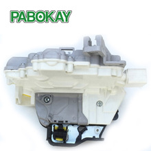 HQ 7 pin для Audi A3 A6 C6 A8 R8 спереди правый дверные замки защелки привод 4F1837016 4F1837016E/F 4F1837016G 8E18370156AA 4H1837016