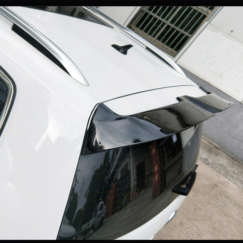 Для VW Touran L спойлер высокого качества ABS Материал заднее крыло праймер цвет задний спойлер для Volkswagen Touran L спойлер 2016