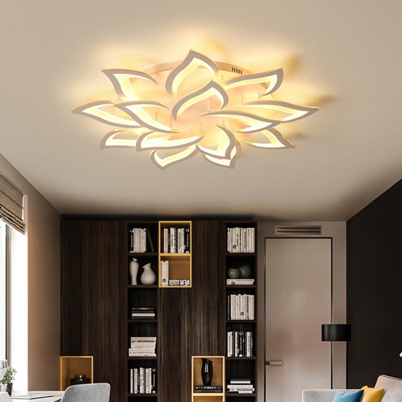 Surface Mounted Modern Ceiling Lights Kitchen Fixtures Home LED Lamp For Bedroom Dining Living Room Restaurant