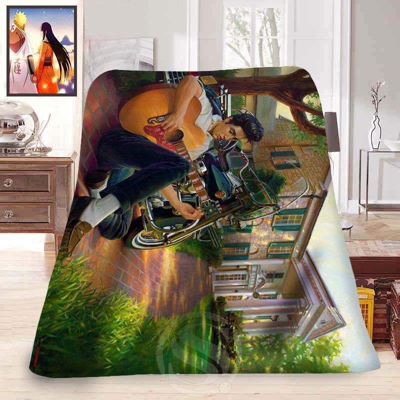 F315 Элвиса Пресли повседневной жизни на заказ домашняя отделка спальни поставки мягкое одеяло LFU139