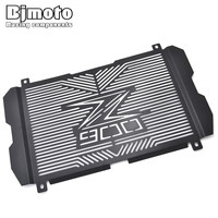 BJMOTO New Motorcycle Stainless Steel Radiator Grille Guard Protection For Kawasaki Z900 Z 900 2017