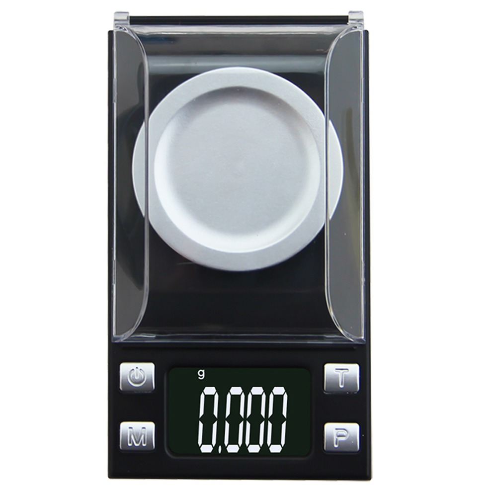 50g//0.001g High Precision Digital Jewelry Gold Scale Lab Analytical Balance
