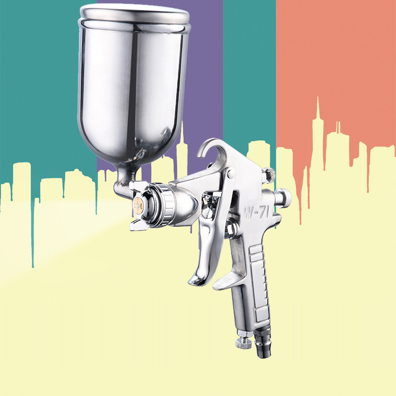 W - 71 pot of pneumatic tools on the paint spray gun Household spray atomizer shakespeare w the merchant of venice книга для чтения