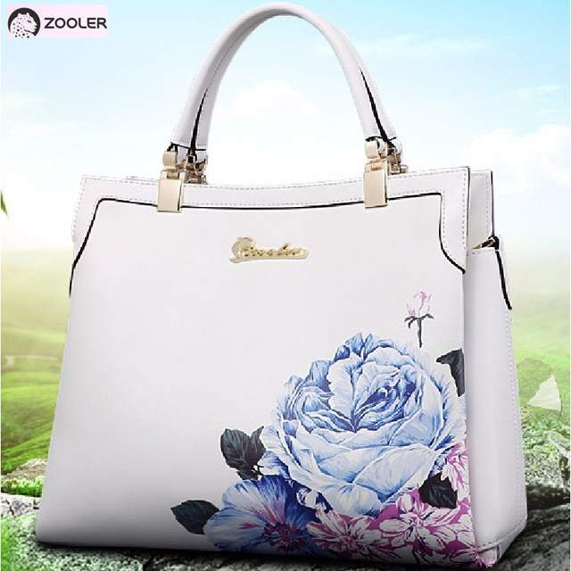 2143e16c16 placeholder Brand 2019 genuine leather bags women ZOOLER soft real leather  ladies hand bags tote bag luxury