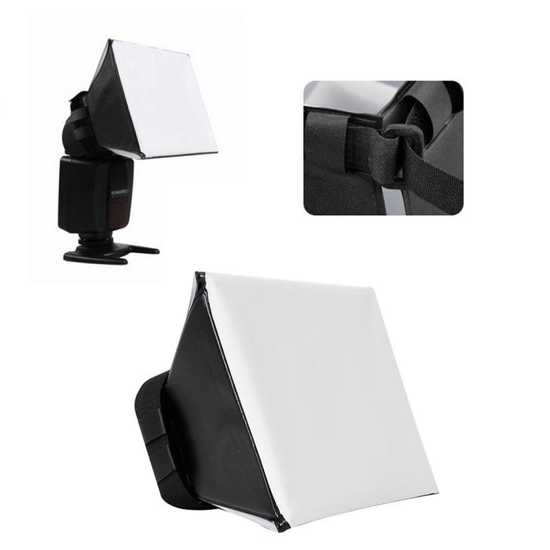 Camera & Photo Professinal Foldable Flash Diffuser Softbox For Canon Nikon Sony