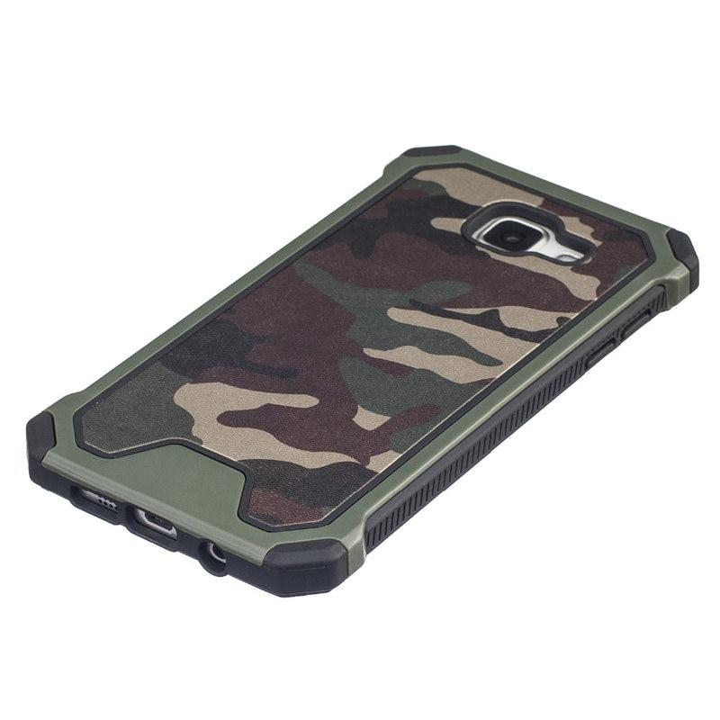 Hybrid Dual Layer Army Armour Camouflage Case for Samsung Galaxy S8 - Բջջային հեռախոսի պարագաներ և պահեստամասեր - Լուսանկար 2