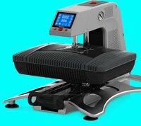 Vender ST 420 máquina de transferencia de prensa de calor para la caja del teléfono de la