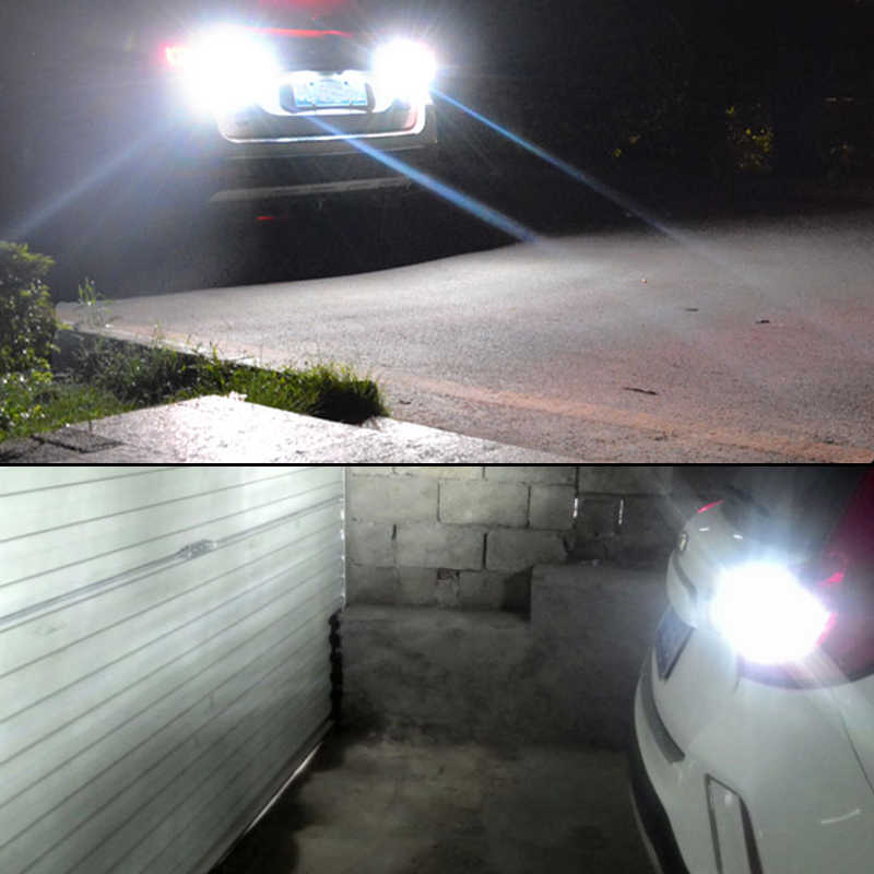 Ba15s Cob P21w LED 12 SMD 1156 12V LED Bulbs RV Trailer Truck Interior Lamp 1073 Parking Auto Car Light Hot Sale Super White