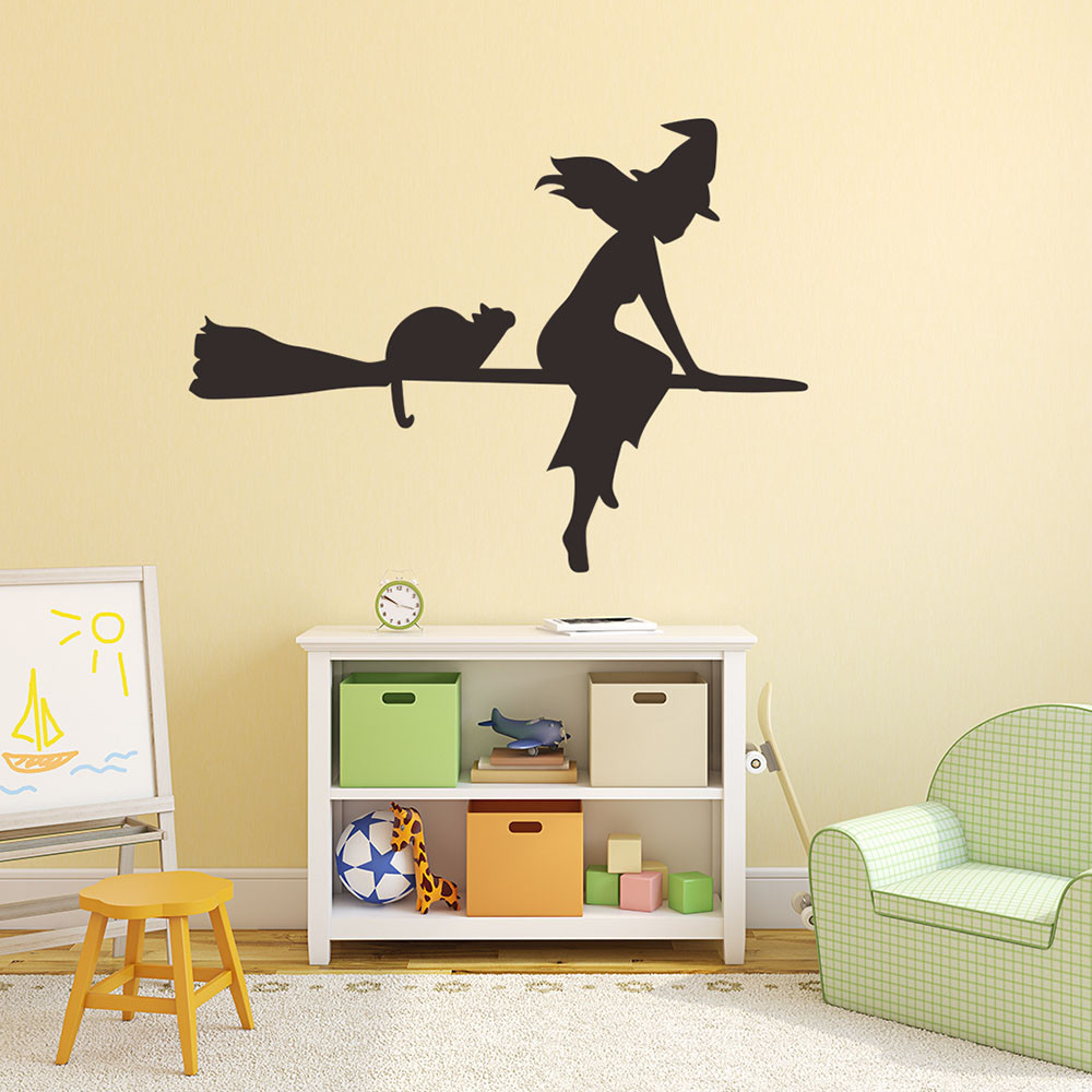 Low Price Home Decor: 2018 Happy Halloween Home Household Room Wall Sticker