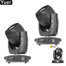2Pcs/Lot High quality Stage Lighting 440w Beam Spot Wash 3IN1 Moving Head Light CMY mixing system Disco Light LED DJ Party Light