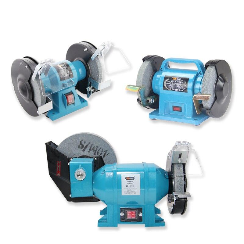 AC220V 50 HZ Petit Multi-fonction De Bureau Électrique Broyage Machine, polisseuse, Taille-Crayon, approprié pour Divers Broyage Mécanique