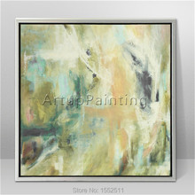 Modern abstract Colour Oil Painting Hand painted canvas  the sitting room Decorative artwork 5