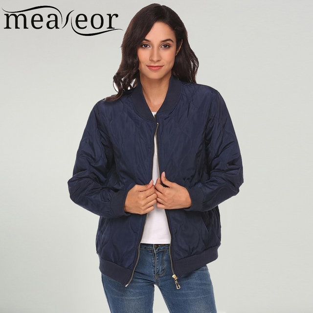 a94f714fb86 Meaneor-Femmes-Blouson-L-ger-Manches -Longues-Zip-Up-bande-Casual-Matelass-Poches-Chaud-2017-Automne.jpg 640x640.jpg