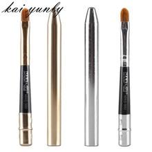 1PC Makeup Brush Tool Powder Foundation Eyebrow Eyeshadow Eyeliner Eyebrow Lip Brush Multi-Function Cosmetic wholesale Aug 12