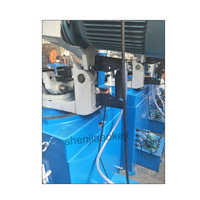 MC 315A manual angle cut 45 degree/90 degree band saw machine Pipe cutting machine metal circular saw machine 60/120RPM 380v 1pc