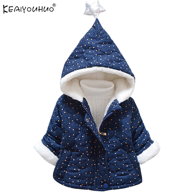 Aliexpress.com : Buy KEAIYOUHUO Girls Coat Jackets 1 2 3 4 Year ...
