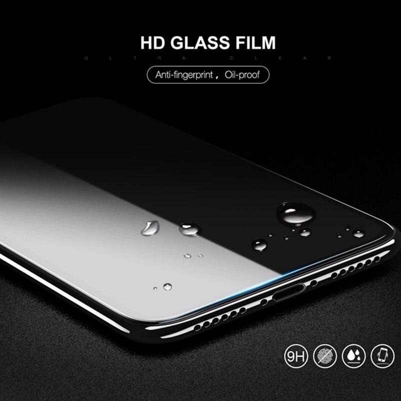 6D Tempered Glass for Xiaomi Mi 8 A2 Lite Play Mi 9 Pro Mi9 SE Mix 3 2S 2 Mi8 Redmi 8a Screen Protector Xiomi Redmi Note 7 Glass