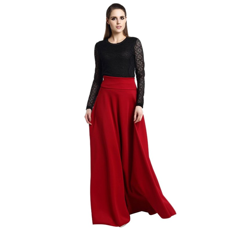Online Buy Wholesale full length skirt from China full length ...