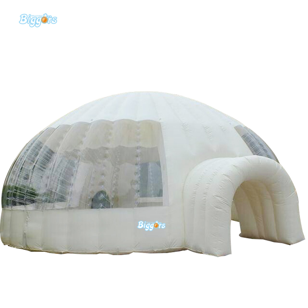 Free Shipping Inflatable Bubble Dome Tent Inflatable Event Tent For Rental free shipping lighting large inflatable spider tent for party event exhibition rental
