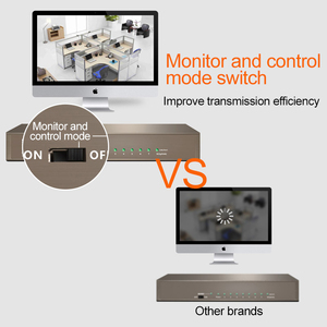Image 4 - 8 Port Gigabit Unmanaged Desktop Switch lan ethernet hub rj45 Full Duplex 8 port 10/100/1000Mbps network ethernet switch