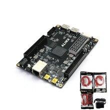 AX7035 XILINX carte de développement FPGA Artix 7 industrielle Artix7 XC7A35 2FGG484 avec 256 mo DDR3 Gigabit Ethernet