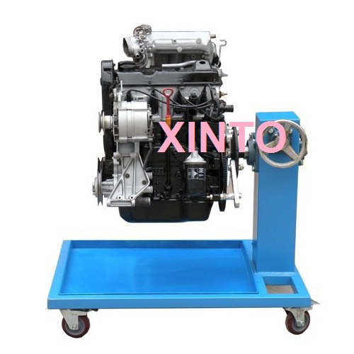 300KG 600KG Engine turning rack car auto motor engine