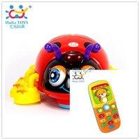 Mobile Brinquedos Bebe Child Puzzle Toys Eletronicos Ladybug Baby Toys Free Shipping Huile Toys 82721D 956