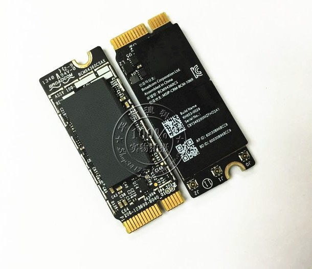 Bcm94360cs BCM94360 Bluetooth Bt Wireless Wifi Карты Модуль 802.11AC 876 М