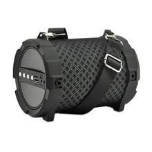 лучшая цена Bluetooth Portable Intelligent Wireless Speaker With Display Screen Multi-function Outdoor Stereo Bass Effect Bluetooth Speakers