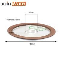 5 дюймов алмазный шлифовальный круг 150 240 320 концентрация зернистости 75% для карбидных стальных фрезерных станков аксессуары для электроинструментов