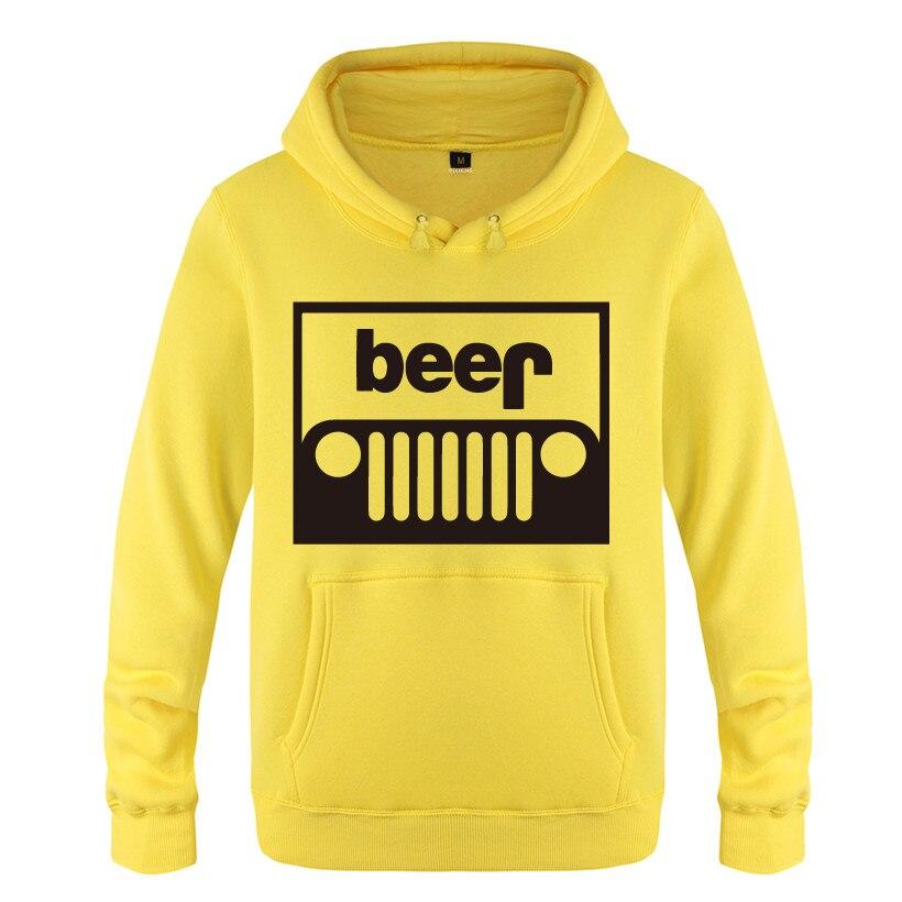 Jeep Herren Mit Mit Rei/ßverschluss Willys J8s Sweatshirt