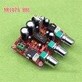 Усилитель XR1075 BBE тон доска цифровой аудио усилитель мощности front-end процессор, чтобы украсить привод пластины