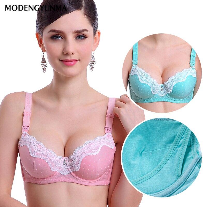 2019 High Quality Nursing Bra Maternity Underwear Pregnant Women Bra Breastfeeding Underwear -6703