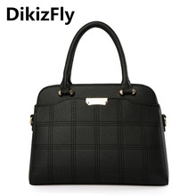DikizFly! Fashion shoulder bag women Totes handbag woman Messenger Bags famous brand luxury handbags women bags designer