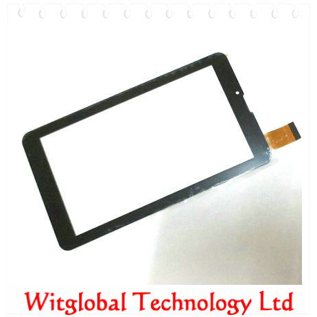 New For 7 DEXP URSUS A169I 3G Tablet Capacitive Touch Screen Digitizer Panel Glass Sensor Replacement Free Shipping black new 7 inch tablet capacitive touch screen replacement for pb70pgj3613 r2 igitizer external screen sensor free shipping