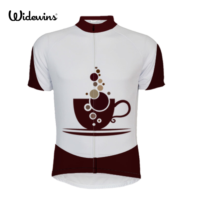 Considerate Cycling Jersey Coffee Pro Team Cycling Clothing Black Maillot Ciclismo Hombre Summer Bicycle Shirt Racing Mtb Bike Jerseys 5170 Bright Luster