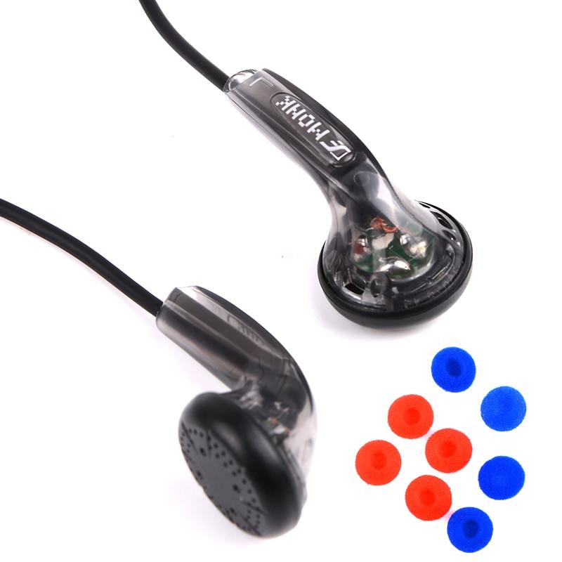 Venture Electronics earphones VE MONK Plus earbud super bass In-ear Earphone Sport Earphone For iPhone 6s Auriculare Headset