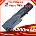 5200 мАч батарея для Hp EliteBook 6930 P 8440 P 8440 Вт ProBook 6440b 6445b 6450b 6540b 6545b 6550b 6555b 6535b