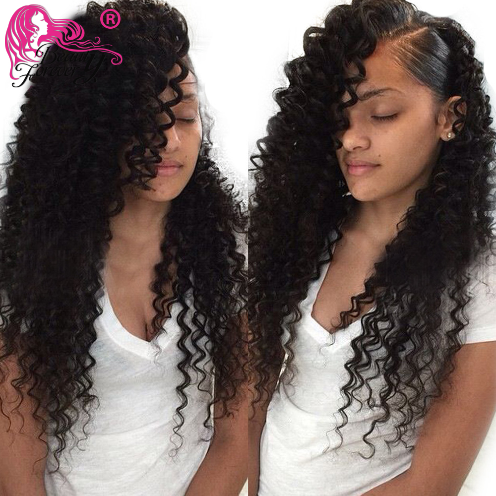brazilian deep wave 7a brazilian curly virgin hair 3 bundles