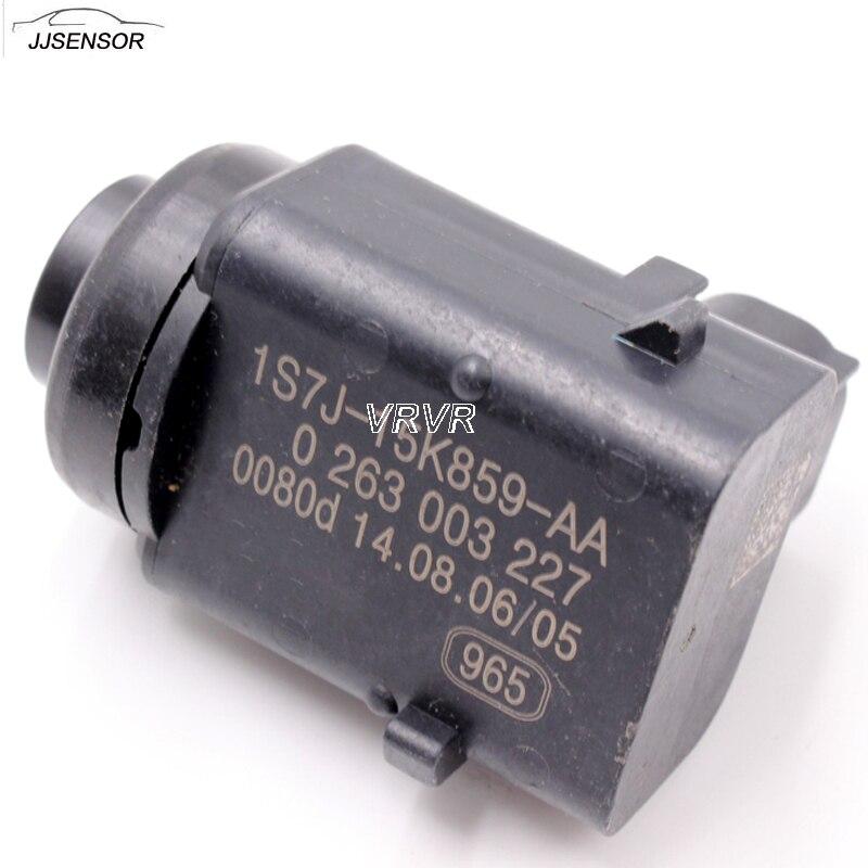 NOVINKA PARKSENSOR PDC Parkovací senzor pro zálohování FORD FOCUS FUSION FIESTA MONDEO MK3 TRANZIT CONNECT 1S7J-15K859-AA 0263003227