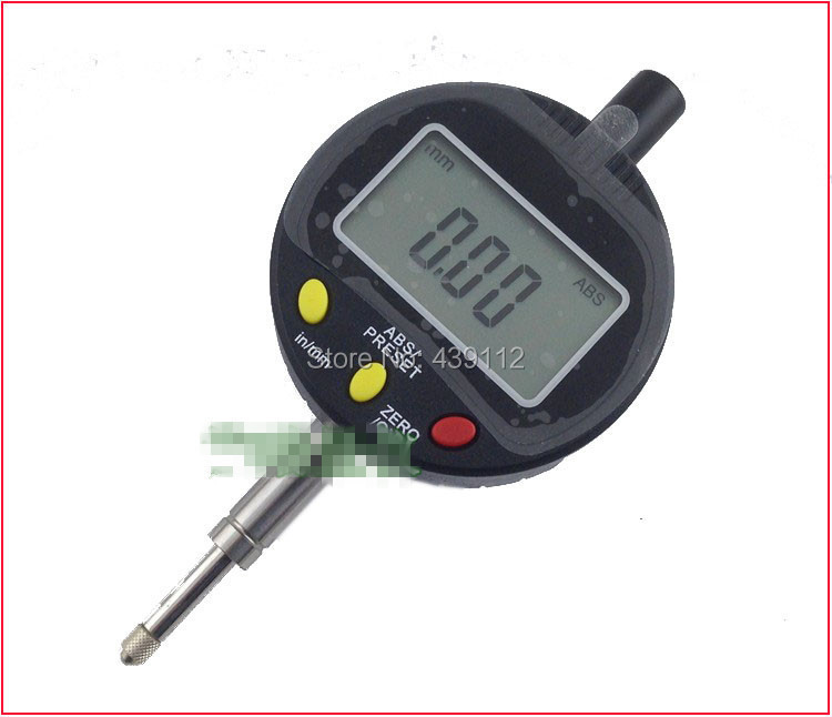 6 Digital Indicator : Mm digital dial indicator with output