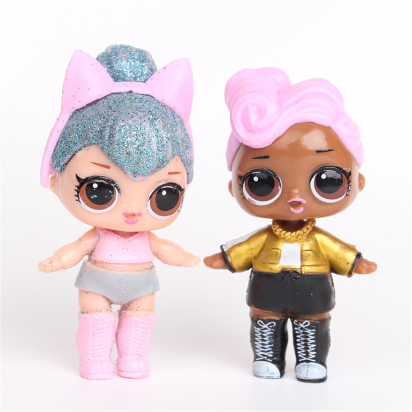 Toys For Girls Lol : Free shipping pcs lot cm action figure lol doll toys