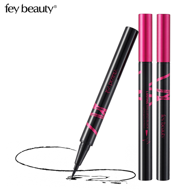 Liquid Eyeliner Black Eye Lapis Smudge Proof Liner Cute Makeup Black Eye Liner Set Make Up Eyes Lasting Waterproof Eyeliner Pen