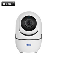 KERUI 1080P Full HD Small Mini Camera Wireless Home Security WiFi IP Camera Indoor Surveillance Camera