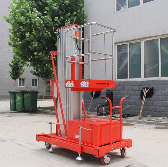 US $2540 0 |8m hydraulice single man lift-in Car Jacks from Automobiles &  Motorcycles on Aliexpress com | Alibaba Group