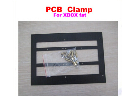 BGA xbox360 PCB clamp / jig, PCB support holder jig, xbox360 frame, BGA PCB bracket xbox360 motherboard station our discovery island 5 dvd