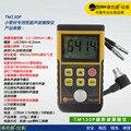 TM130P 1 мм-100 мм Цифровой ультразвуковой толщиномер стеновой трубки измеритель толщины тестер зонд для металлического стального железного сп...
