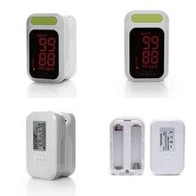 Finger Pulse Oximeter Portable Fingertip Pulse Digital Auto-Power On